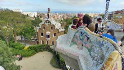 Park Güell City Views, Barcelona Tour