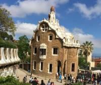 Park Güell Entrance, Barcelona Tour