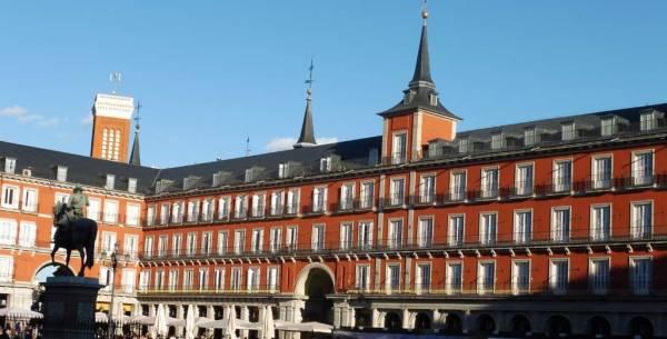 Plaza Mayor, Madrid Tour