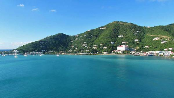 Road Town Harbor, Tortola, Visit the BVI