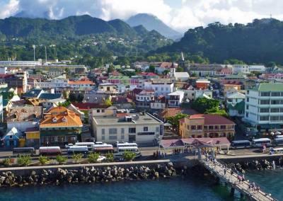 Roseau, Visit Dominica