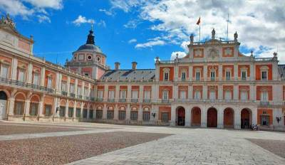 Royal Palace of Aranjuez, Near Madrid