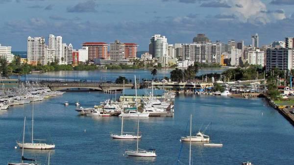 San Juan Harbor, Visit Puerto Rico