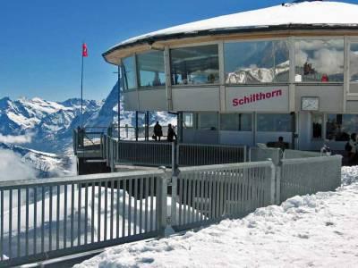 Schilthorn Day Trip, Switzerland