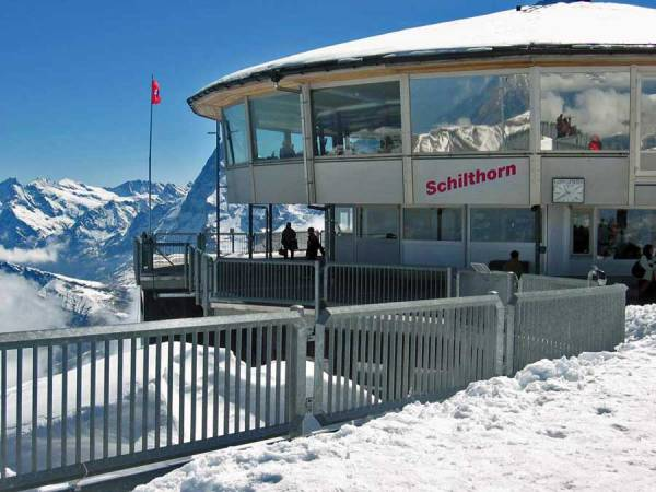 Schilthorn Day Trip, Switzerland