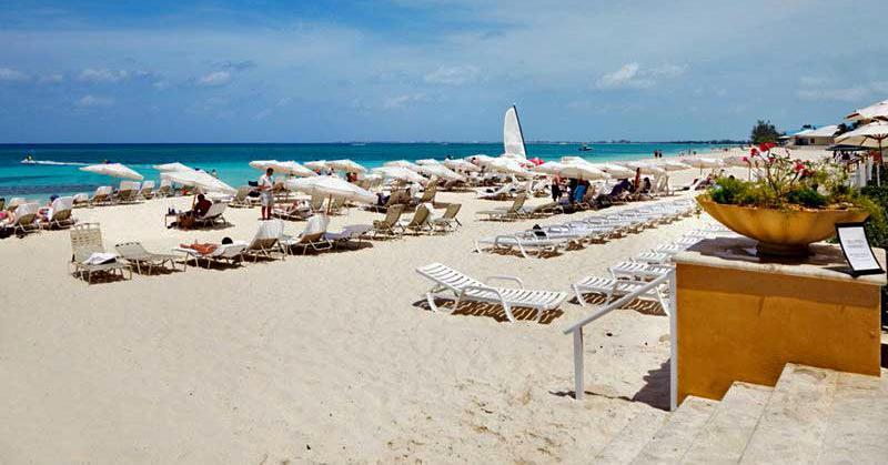Cayman Island  Mile Beach Captain