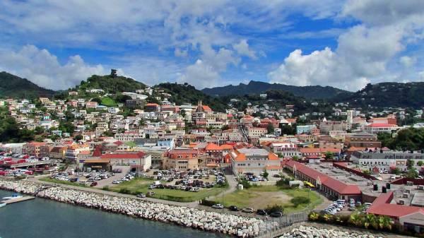 St George's, Visit Grenada