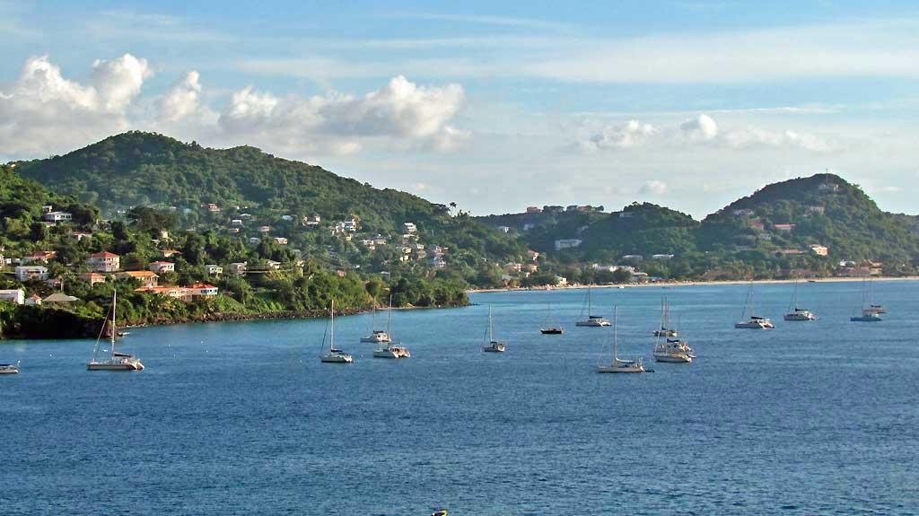 St George's Harbor, Visit Grenada
