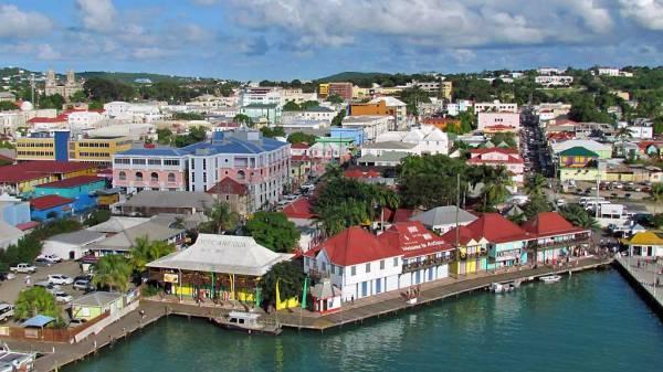 St John's, Visit Antigua