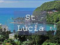 St Lucia Title Page