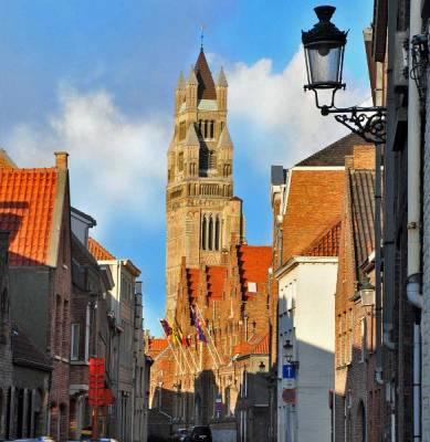 St Savior Cathedral, Visit Bruges
