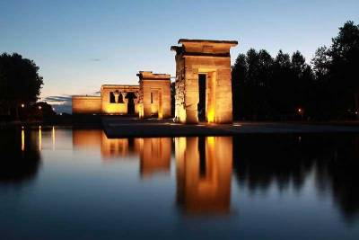 Temple of Debod, Visit Madrid