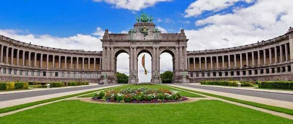 Triumphal Arch, Cinquantenaire Park, Visit Brussels
