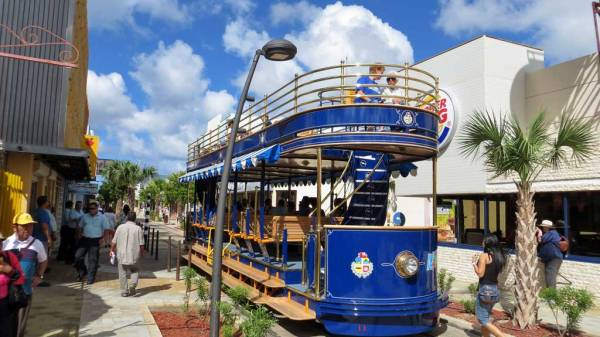 Trolley, Oranjestad, Visit Aruba