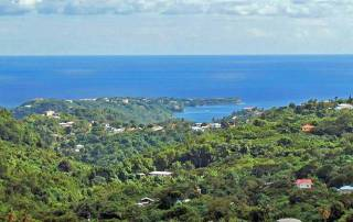 View from Fort Frederick, Visit Grenada