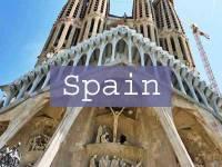 Visit Spain Title Page