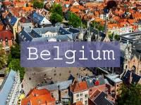 Visit Belgium Title Page