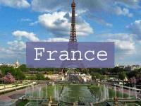 Visit France Title Page