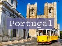 Visit Portugal Title Page