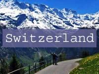 Visit Switzerland Title Page