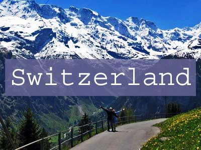 Visit Switzerland