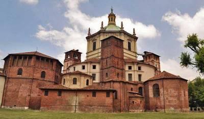 Basilica San Lorenzo, ossuary, Visit Milan