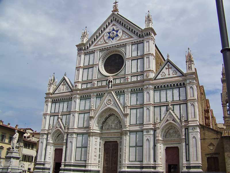 Basilica Santa Croce, Visit Florence