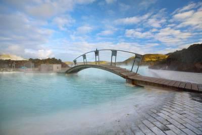 Blue Lagoon Geothermal Pool, Visit Reykjavik, Iceland