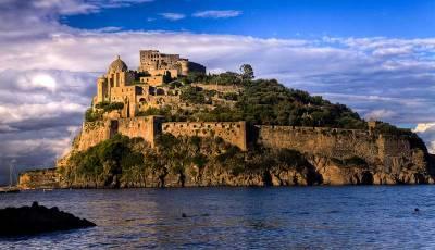 Castello Aragonese, Ischia, Visit Naples