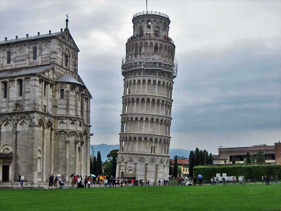 Cathedra, Leaning Tower, Pisa Self Guided Tour