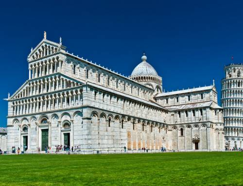 Pisa Self Guided Tour