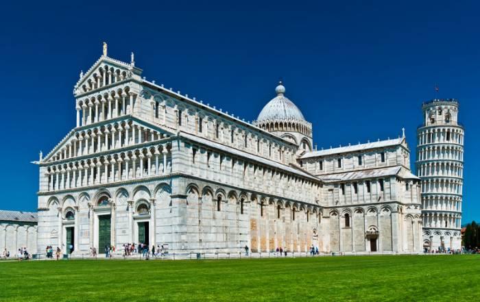 Cathedral Santa Maria Assunta, Leaning Tower, Visit Pisa