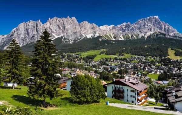Cortina d'Ampezzo, Visit the Dolomites