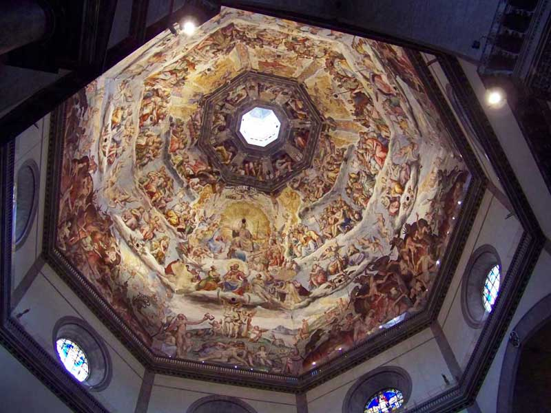 Dome, Cupola, Florence Cathedral, Visit Florence
