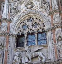 Exterior of St Mark's Basilica, Venice Self Guided Tour, Italy