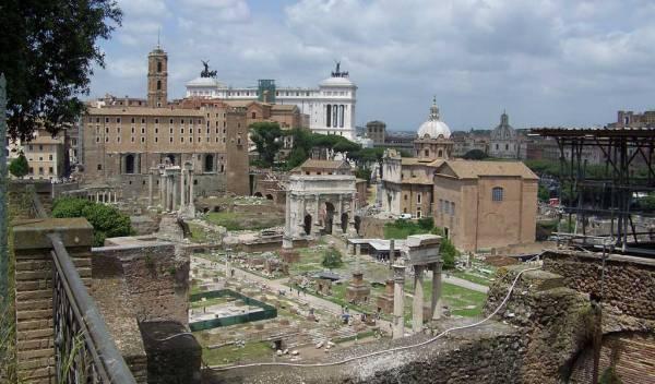 Forum, Visit Rome