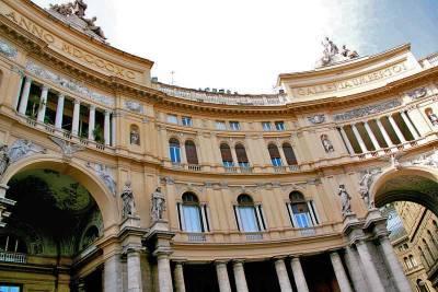 Galleria Umberto I, Visit Naples
