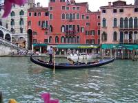 Grand Canal Gondolier, Venice Self Guided Tour, Italy