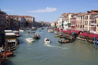 Grand Canal, Visit Venice, Italy