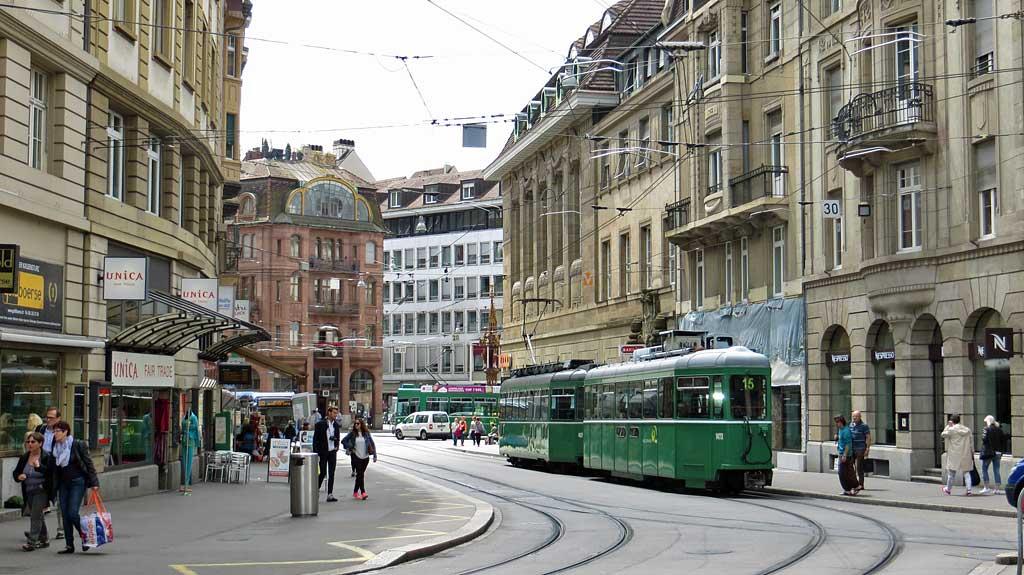 Hotels Basel Switzerland Near Train Station