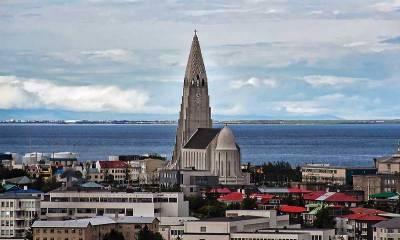 Hallgrimskirkja Church, Visit Reykjavik, Iceland