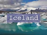 Visit Iceland Title Page