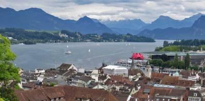 Lake Lucerne, Visit Lucerne