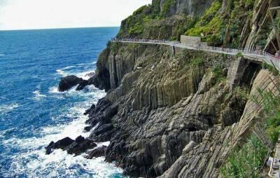 Lover's Walk, Visit Cinque Terre