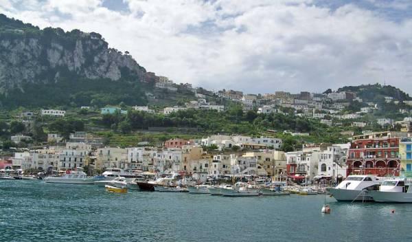 Marina Grande, Visit Capri