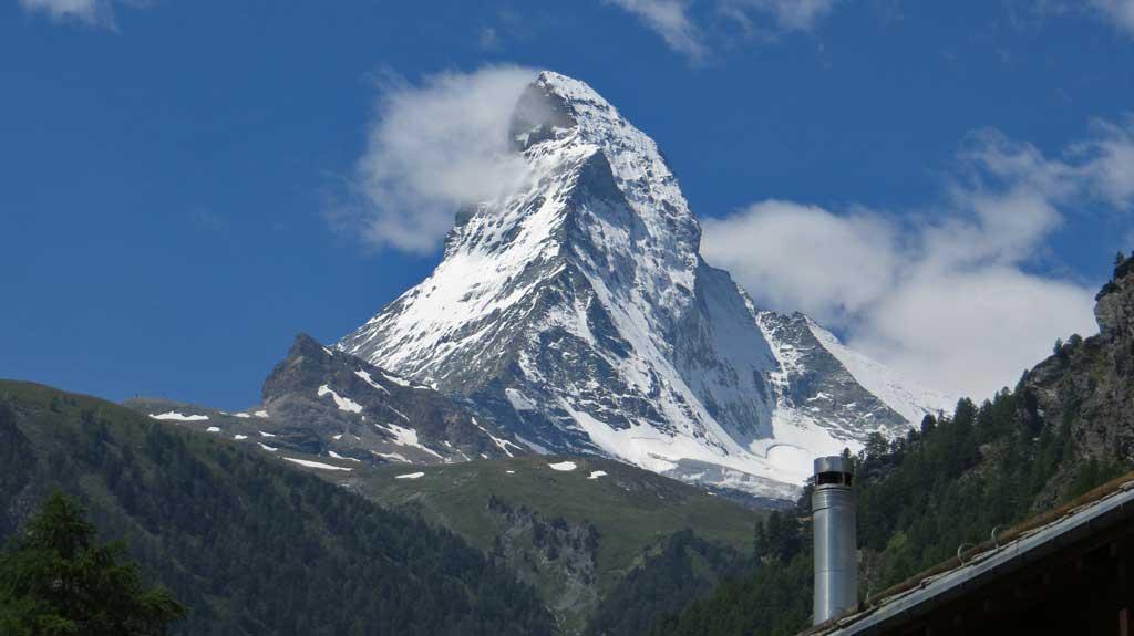 Matterhorn, Visit Zermatt Swiss Village