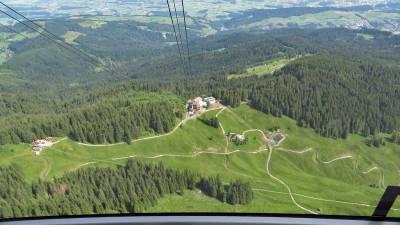 Mount Pilatus Gondola, Visit Lucerne
