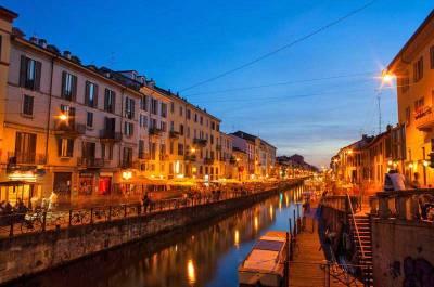 Naviglio Canal, Visit Milan