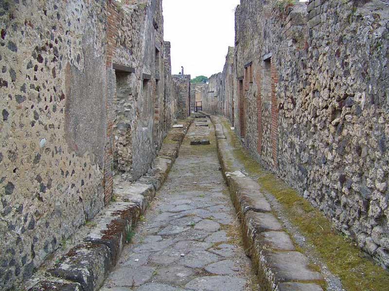 One Way Chariot Street, Pompeii Day Trip