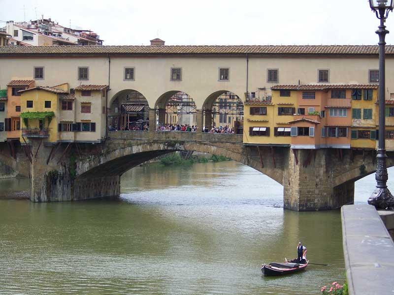 Ponte Vecchio, Visit Florence